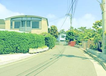 道路,町,屋外,夏,晴れ,昭和レトロ
