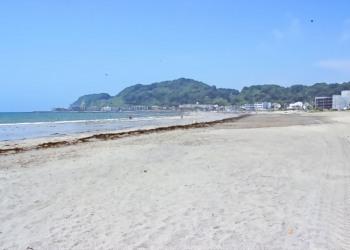 浜辺,町,夏,屋外,晴れ