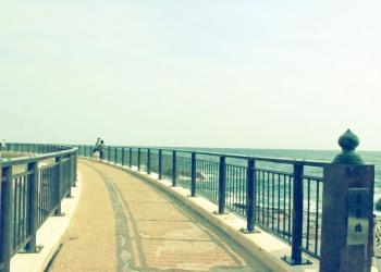 浜辺,春,屋外,晴れ,昭和レトロ