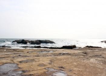 浜辺,夏,屋外,曇り