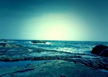 浜辺,アウトドア,晴れ,屋外,夏,ホラー