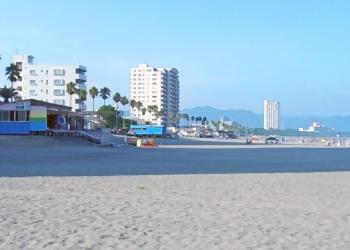 浜辺,都市,屋外,夏,晴れ