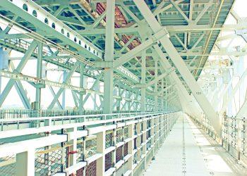 橋,都市, 屋内,晴れ,昭和レトロ