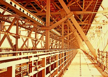 橋,都市, 屋内,晴れ,ヴィンテージ