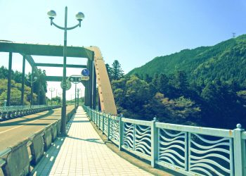 川,村,屋外,夏,昭和レトロ