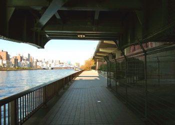 川,街,橋,屋外,夏,晴れ