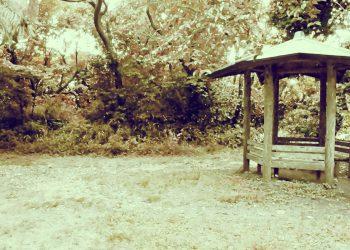 公園,町,曇り,屋外,昭和レトロ