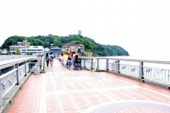 港,町,夏,屋外,曇り