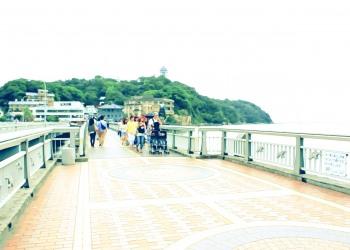 港,町,夏,屋外,曇り,昭和レトロ