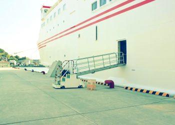 港,船,屋外,夏,晴れ,昭和レトロ