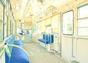 乗り物,バス,村,屋内,晴れ,昭和レトロ