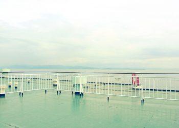 乗り物, 船, 屋外, 雨,昭和レトロ