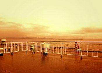 乗り物, 船, 屋外, 雨,ヴィンテージ
