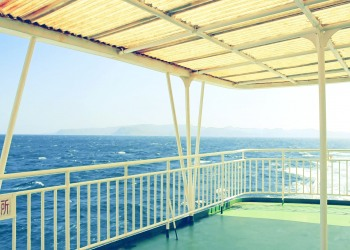 乗り物,船,屋外,晴れ,夏,昭和レトロ