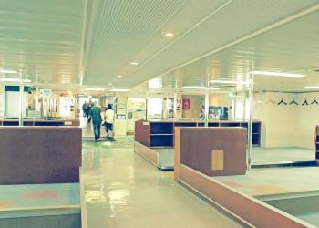 乗り物,船,屋内,昭和レトロ