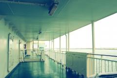乗り物,船,屋内,夏,曇り