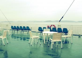 乗り物,船,夏,屋外,雨,昭和レトロ
