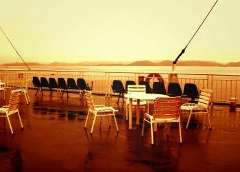 乗り物,船,夏,屋外,雨,ヴィンテージ
