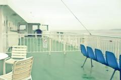 乗り物,船,屋外,雨,夏