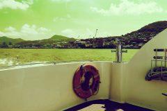 乗り物,船,晴れ,夏,屋外