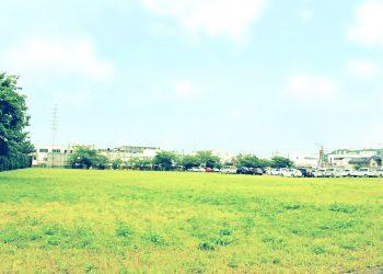 草原, 町, 屋外, 春, 晴れ,昭和レトロ