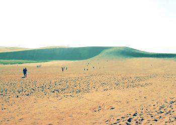 草原,砂丘,アウトドア,屋外,昭和レトロ