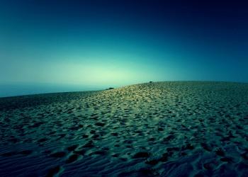 アウトドア,砂丘,夏,屋外,晴れ,ホラー