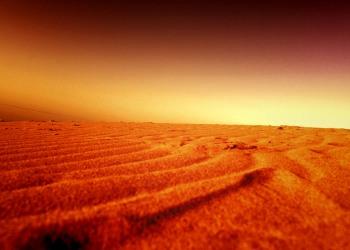 草原,砂漠,アウトドア,屋外,夏,晴れ,ヴィンテージ