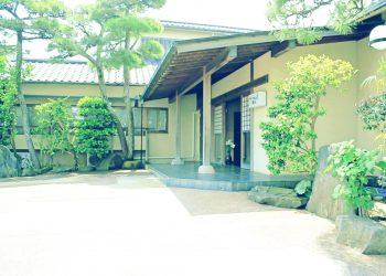 和風,日本家屋,建物前,夏,屋外,晴れ ,昭和レトロ