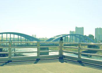 展望,都市,屋外,秋,晴れ,昭和レトロ