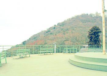展望,村,屋外,秋,曇り,昭和レトロ