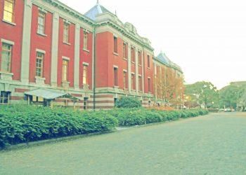洋館,建物前,町,屋外,秋,晴れ,昭和レトロ
