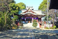 神社,町,和,屋外,夏,晴れ