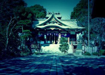 神社,町,和,屋外,夏,晴れ,和風伝奇,ホラー