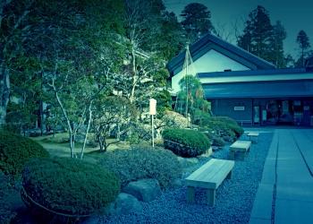 神社,村,秋,屋外,曇り,ホラー